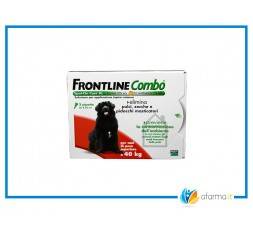 FRONTLINE COMBO SPOT ON CANI 3 PIPETTE 4,02 ML