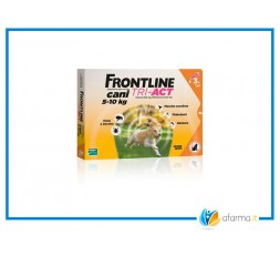 FRONTLINE TRI ACT 3 PIPETTE 1 ML
