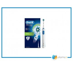 ORALB PRO 600 CROSSACTION ELETTRICO