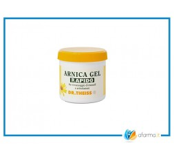 THEISS ARNICA GEL RAPIDA 200 ML