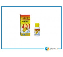 PEDIAVIT 400 GOCCE 15 ML