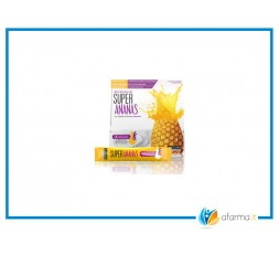 Functional Food Super Ananas 30 Bustine 10 Ml Zuccari