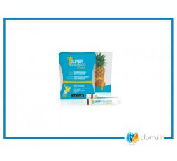 Functional Food Super Ananas Slim 25 Bustine 10 Ml Zuccari