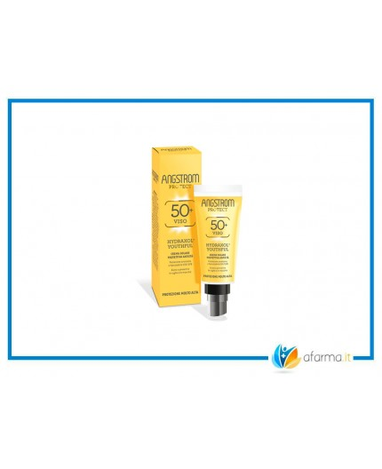 Angstrom Protect Youthful Tan Crema Solare Ultra 50+