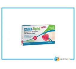 Nova Lipid Plus 30 Compresse
