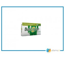 Buscopan Compresse 10 mg Scopolamina