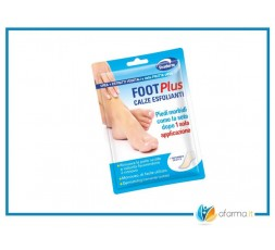 FOOT PLUS CALZE ESFOLIANTI URADERM