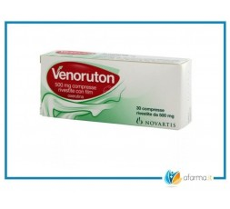Venoruton Compresse 500 mg