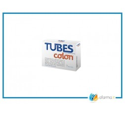 Tubes Colon Integratore 24 capsule
