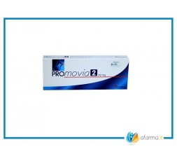 Promovia 40 mg Siringa Acido Ialuronico 2 ml