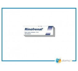 Rinofrenal Spray Nasale Antiallergico 15 ml