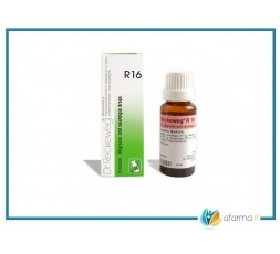 R16 GOCCE RECKEWEG 22 ML