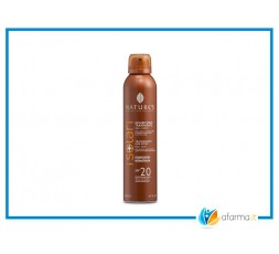Solari Natures Spray Trasparente SPF 20 | Afarma.it