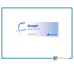 Ozogin Lipogel Vaginale 25 ml
