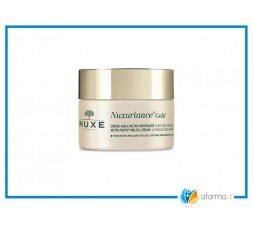 NUXE NUXURIANCE GOLD CREME HUILE NUTRI-FORTIFIANTE - Crema Olio Antietà Nuxe