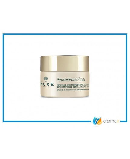 NUXE NUXURIANCE GOLD CREME HUILE NUTRI-FORTIFIANTE