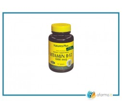 Natures Plus Vitamina B12 1000 mcg