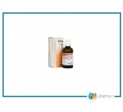 Dr. Reckeweg R34 Gocce 22 ml ricalcificante omeopatico