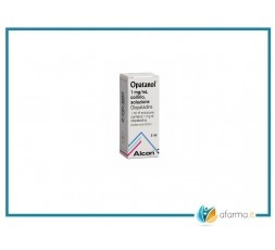 OPATANOL COLLIRIO 1mg/ml FLACONE 5 ml - Farmaci da Banco