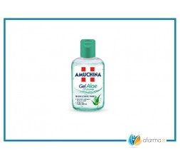 Amuchina Gel Aloe 80 ml Igienizzante