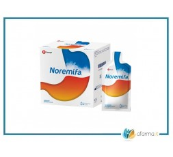 NOREMIFA Antireflusso 25 Buste 20 ml - Dispositivo Medico