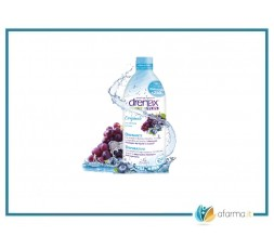 DRENAX FORTE PLUS Liquido Mirtillo e Uva 750 ml - Integratori Alimentari