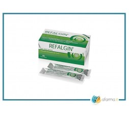 REFALGIN Gel Uso Orale 14 Bustine 15 ml - Dispositivo Medico