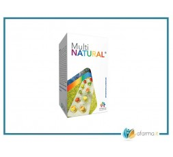MULTINATURAL POLVERE Nutrigea 90 g - Integratori Alimentari