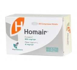 Homair Pharmaextracta 30 Compresse