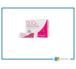 Duogel Gel Lubrificante Vaginale 12 Bustine 4 ml