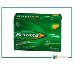 Berocca Plus 30 Compresse Bayer