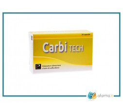 Carbitech Integratore 30 compresse